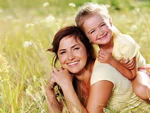 doTERRA Mutter mit Kind - Beruf FOTO